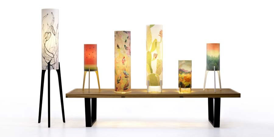 Phoebe Lamps Design-Art Collection